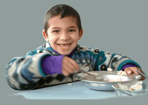 Mensenkinderen maakt het verschil