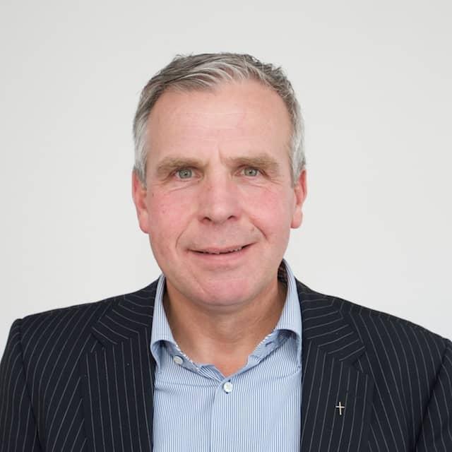 Ds. Piet Rozeboom