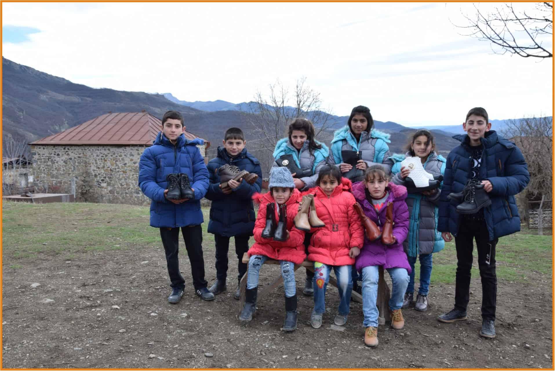 Winterjas Actie.Actie Winterjassen En Schoenen Mensenkinderen